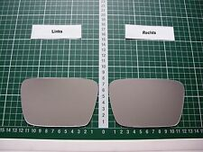 Außenspiegel Spiegelglas Ersatzglas Mercedes /8 Serie 1 bis 1970 Li oder Re sph