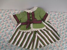 American Girl Doll Marie Grace Top and Skirt