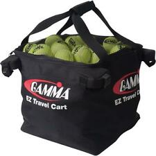 EZ Travel Cart Bag Hopper GAMMA 150 Tennis Ball Storage Holder