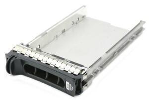 "Dell Poweredge SAS 3.5""  Hard Drive Caddy Tray 0D981C"