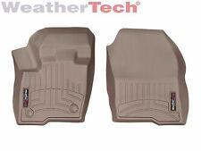 WeatherTech Floor Mats FloorLiner for Ford Edge - 2015-2017 - 1st Row - Tan