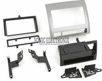 Metra 99-8214TG Single/Double DIN Install Dash Kit for 2005-09 Toyota Tacoma