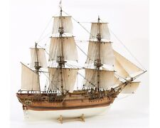 """Genuine, brand new wooden model ship kit by Billing Boats: the """"HMS Bounty"""""""