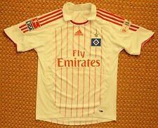2007 - 2008 HSV Hamburg, Home football Shirt by Adidas, Boys XL 176, #7 Zidan