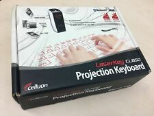 Celluon Laserkey CL850 Bluetooth Wireless Laser Projection Virtual Keyboard