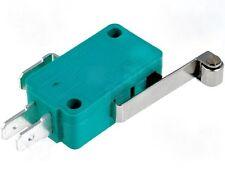 Microswitch commutatatore Deviatore con Leva rotella,