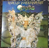 BARCLAY JAMES HARVEST - Octoberon- 1976 Vinyl LP - Polydor 2442-144 A1/B1 1st Ex