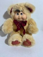 Kuddle Love Kids Plush Baby Face Bear Special Friends 1998
