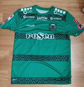 Temuco Chile matchworn camiseta camisa football shirt maillot trikot Cellerino