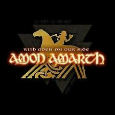 """AMON AMARTH """"WITH ODEN ON OUR SIDE"""" CD NEUWARE"""