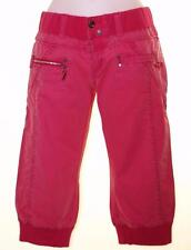 "Bnwt Women's Oakley Flashback Stretch 3/4 Capri Pants Jeans W24"" UK6 Skinny Fit"