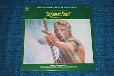 EMERALD FOREST OST Soundtrack LP JUNIOR HOMRICH Brian Gascoigne IN SHRINK