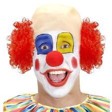 Calotta da Clown Capelli Ricci Rossi PS 26453 Parrucche Carnevale