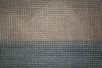 GREY PHIFER QUALITY FIBREGLASS MESH FOR CRAFT WORK OR FLY SCREENS  0.5m x 1.0m