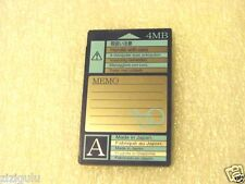 Ricoh 4Mb PCMCIA Flash Memory Card  #B P/N: A2309350