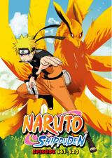 DVD - Naruto Shippuden Box 4 ( Episode 541 - 620 ) ~ English Version ~