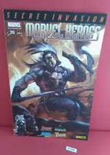 MARVEL - MARVEL HEROES N°20 - PANINI COMICS 2009 - VF - EDITION COLLECTOR - 4143