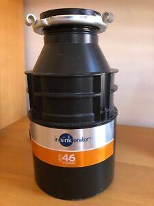 InSinkErator 77969 Model 46 Waste Disposal - Black