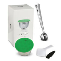 Stainless Steel Reusable Refillable Coffee Pods Capsule Cups For DOLCE GUSTO