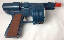 Rare Hubley Bat. Operated Never Used Gattling Pistol (I215)