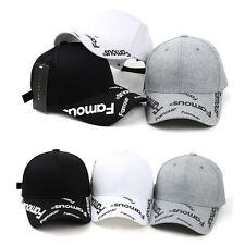 Unisex Mens Womens Teamlife Famous Baseball Cap Casual Strapback Trucker Hats