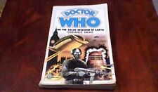 DOCTOR WHO AND THE DALEK INVASION OF EARTH 3rd Target Books UK PB 1980