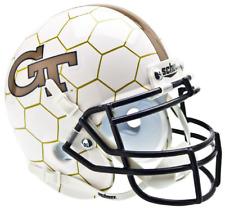 GEORGIA TECH YELLOW JACKETS NCAA Schutt XP Authentic MINI Football Helmet