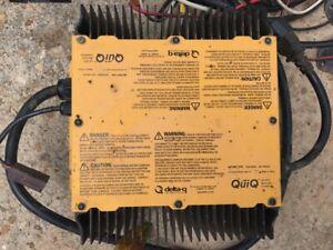 Delta-Q QuiQ Charger model 912-4800-07  48V / 18A