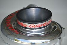 """Turbo-Guard HIGH FLOW screen for turbocharger 2.5"""" 3"""" 3.5"""" 4"""" 5"""" inlet intake"""