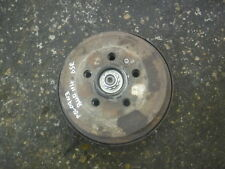 Volkswagen Polo 9N3 2006-2008 1.4 16v Drivers OSR Rear Hub Drum