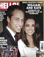 Kate Middleton Hello Magazine Prince William Patsy Palmer Myleene Klass 2012