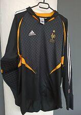 Maillot équipe de France Euro 2004 Gardien - FFF 04 shirt
