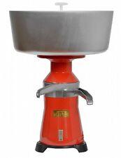 Milk-cream separator (metal) 100L/H