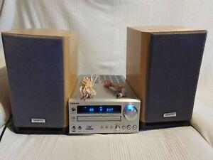 ONKYO CR-515DAB HiFi MP3 CD Player DAB Radio, Speakers