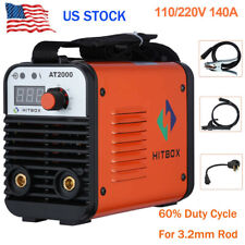 110v220v Mini Electric Welding Machine Igbt Ac Inverter Arc Mma Stick Welder Us