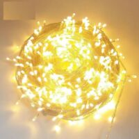 Led String Fairy Light Warm White 30m 50m 100m Outdoors Christmas Wedding Party
