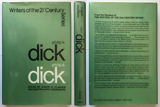 Philip K Dick by Olander and Greenberg 1st ed HC literary criticism sci-fi NICE