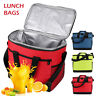 15L Lunch Insulated Cooler Cool Bag Outdoor Camping Picnic Shoulder Handbag