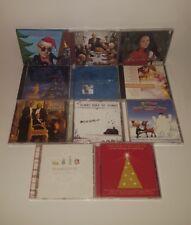 11-CD Christmas Lot: Elton John, Tony Bennett, Women of Faith, Linda Eder + MORE