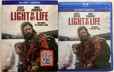 LIGHT OF MY LIFE BLU RAY + SLIPCOVER SLEEVE BUY IT NOW FREE WORLD WIDE SHIPPING