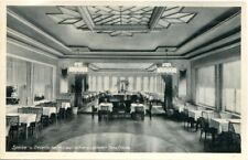 """Ancient AK, hotel and Summer Fresh """"Forest Sliding Door"""" Dining Room, Colditz in Saxony"""