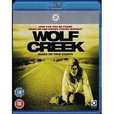 Wolf Creek Blu-Ray