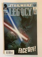 Star Wars Legacy #19 NM- 9.2 Dark Horse 2008 Skywalker,vs.Darth Krayt Newsstand