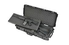 SKB Double Short Rifle Case with foam  3i-3614-DR & Pelican TSA- iM3100 Lock