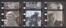 Denmark 1989 Film/Cinema/Acting/Actors/Actress/People/Motorcycle 3v set (n34518)