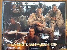 EWAN McGREGOR PHOTO EXPLOITATION LOBBY CARD LA CHUTE DU FAUCON NOIR