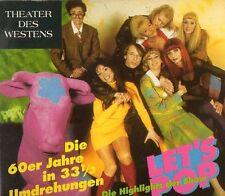 Theater des Westens Die 60er Jahre in 33 1/3 Umdrehungen CD Die Highlights POP