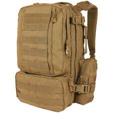 Condor Convoy Backpack Tactisch Patrol Day Pack Hydratatie Rugzak Coyote Brown