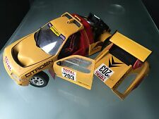 RARE SOLIDO 1 18 CITROEN ZX RALLY PARIS DAKAR