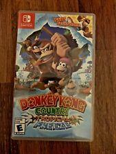 Donkey Kong Country: Tropical Freeze (Nintendo Switch, 2018)